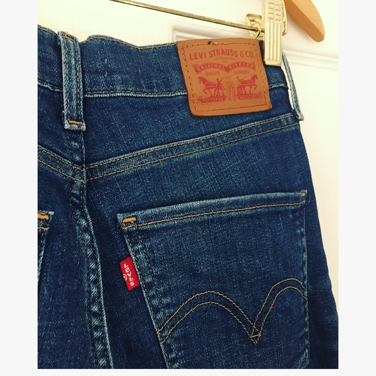 buy online a63a0 e988f Lewis Jeans Size 28 Mile High Super Skinny Worn... - Depop