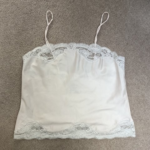 dfdc4494e4e  ally nguyen. yesterday. United States. authentic christian dior lingerie  top