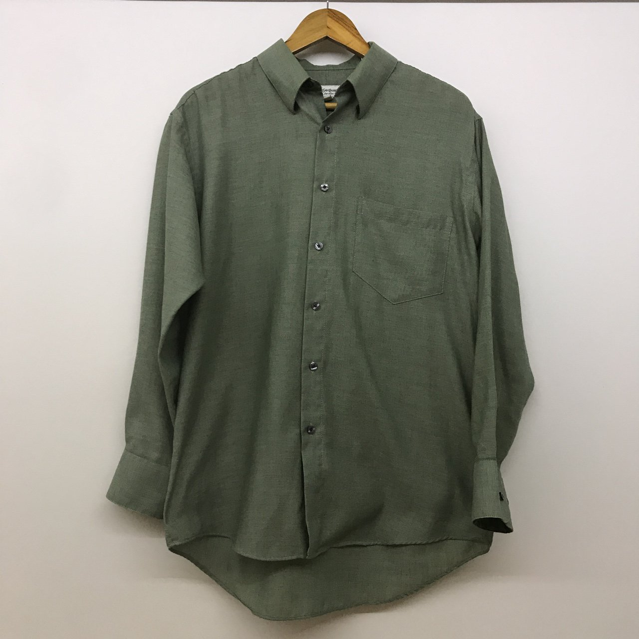 9bbcae49a851 SAINT LAURENT SHIRT COLOUR  LIGHT MINT SIZE