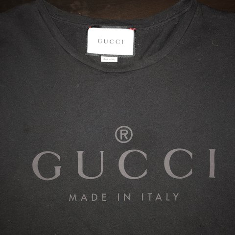 60c7670a8 @hypebeastthrift. 9 months ago. Austin, United States. Authentic Gucci Shirt  $110 shipped. Size fits like Men's Medium-Large