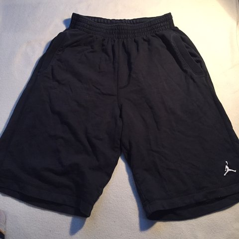 ec93f23ef8d23d Air Jordan shorts Size L- long and baggy fit Good condition - Depop