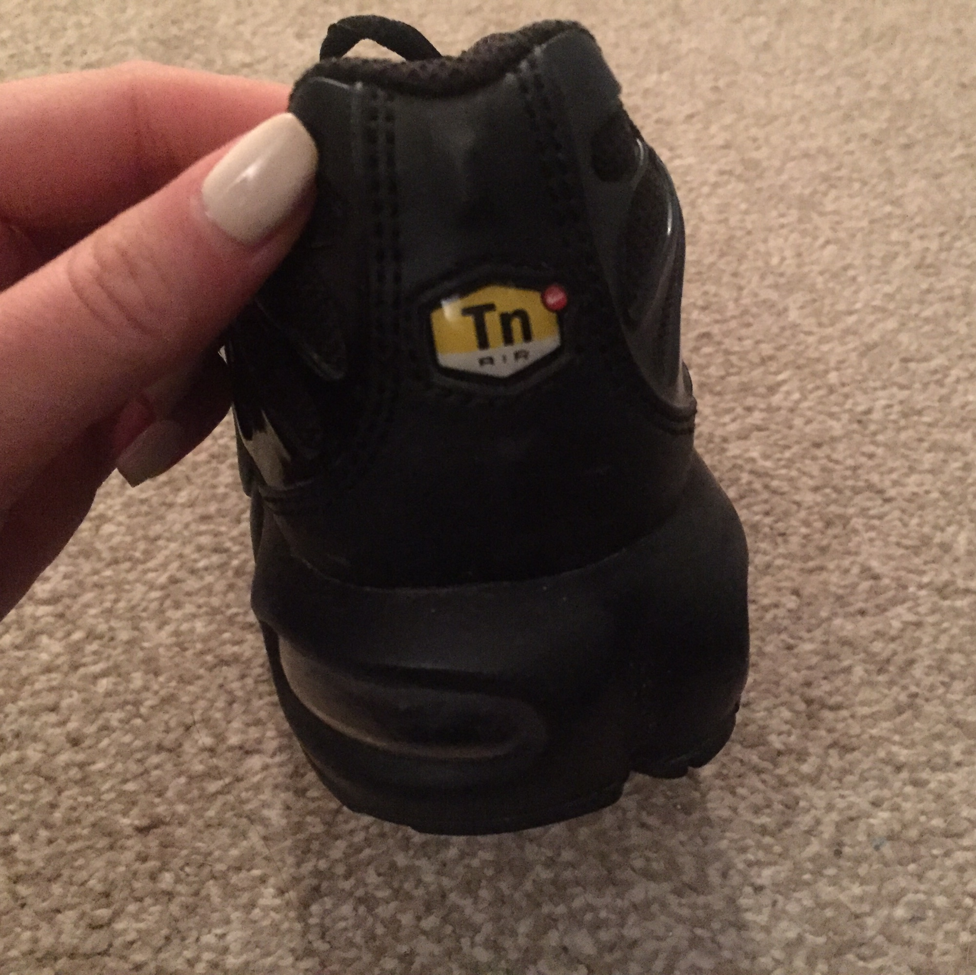 TN trainers in perfect condition worn