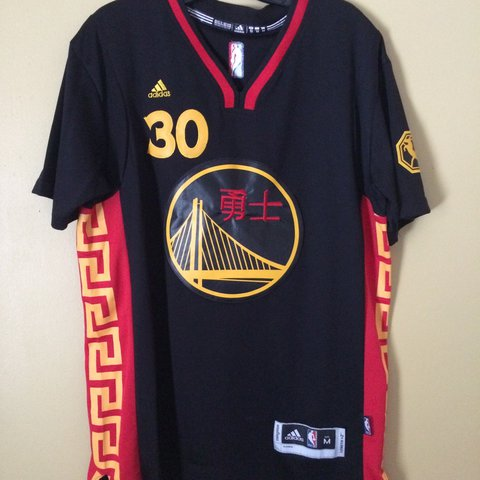 612afd30e08d Golden State Warriors 2016 Chinese New Year Steph Curry (10 - Depop