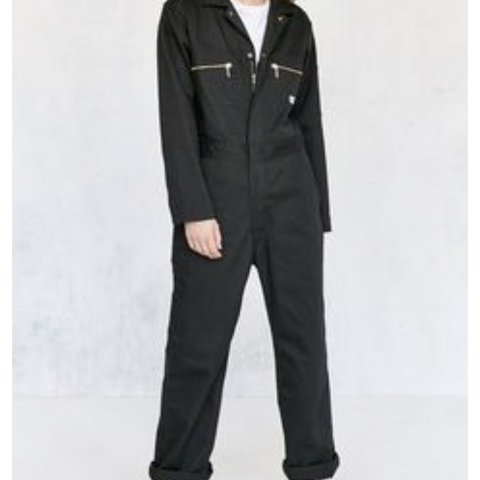 948afee8095 Coveralls jumpsuit. Brand new with tags. Dickies women s x - Depop