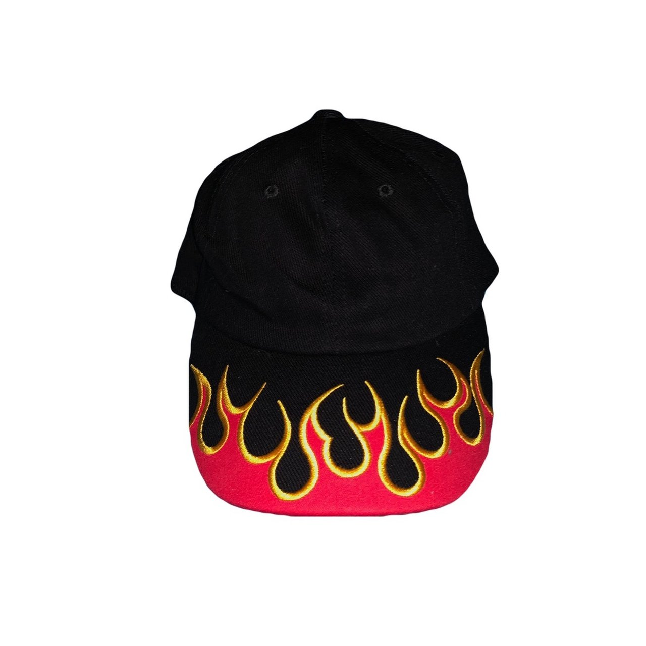 953cd3acc22 Urban Outfitters flame hat in perfect condition! FREE US - Depop
