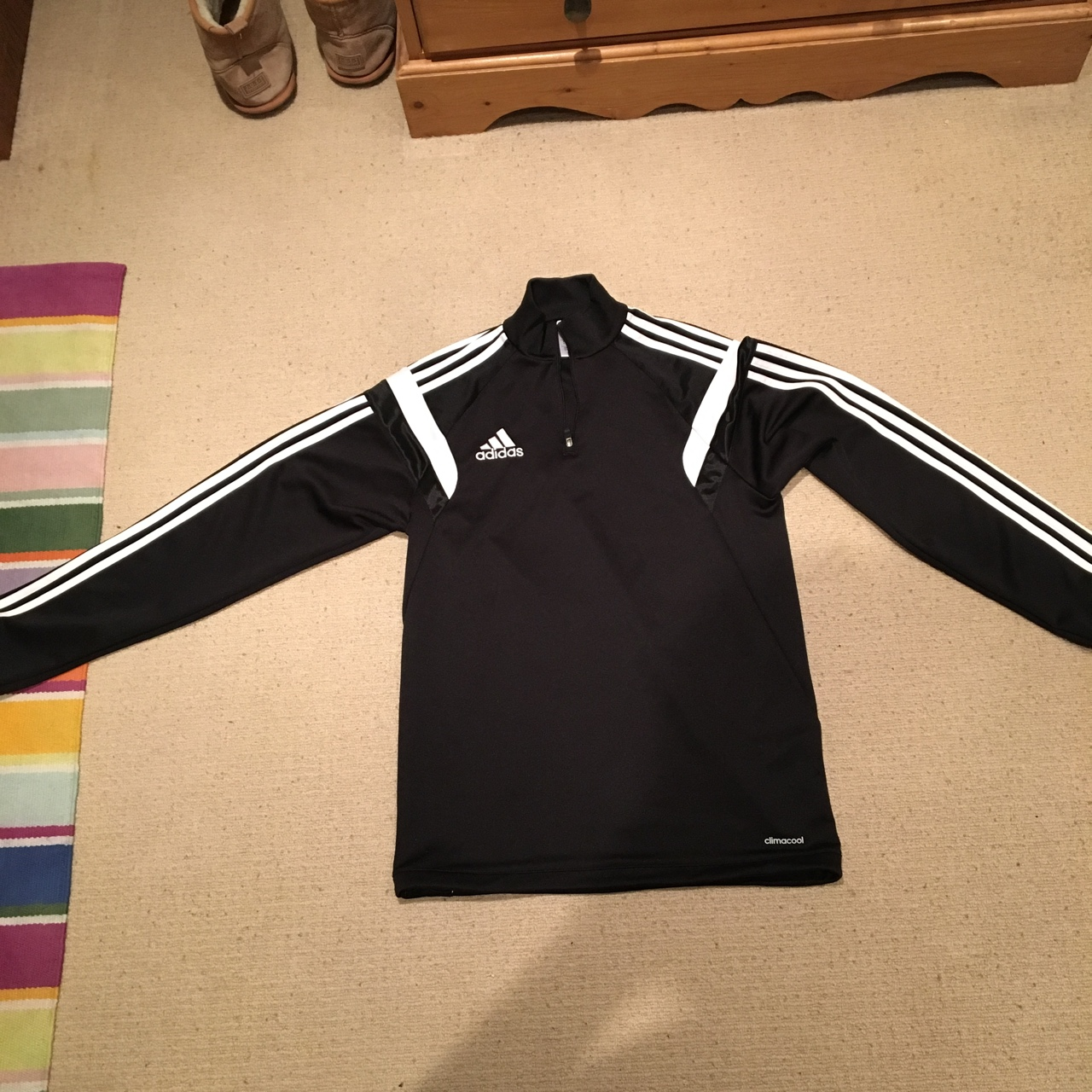 Adidas climacool tracksuit top , Bought for £40, 10/10...