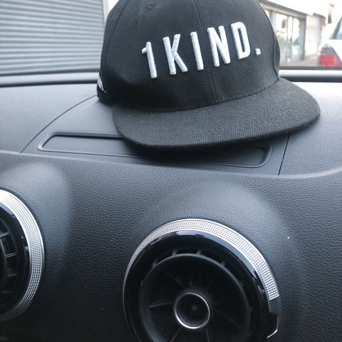09fd7babb4161 1 Kind Snapback cap Only worn a couple times