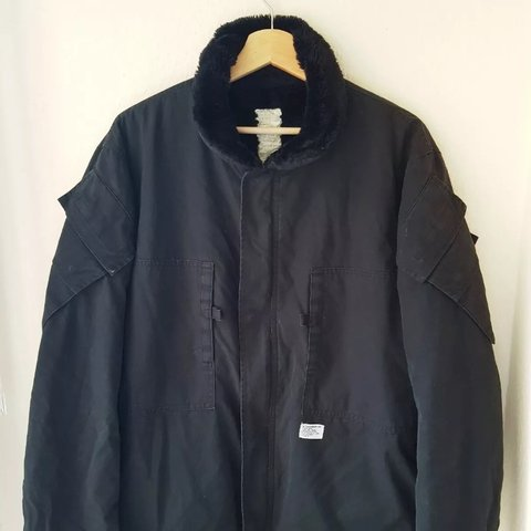 48dd67ce4a089 WTAPS Cold Weather Field Jacket (201-205) Type-NBC The do - Depop