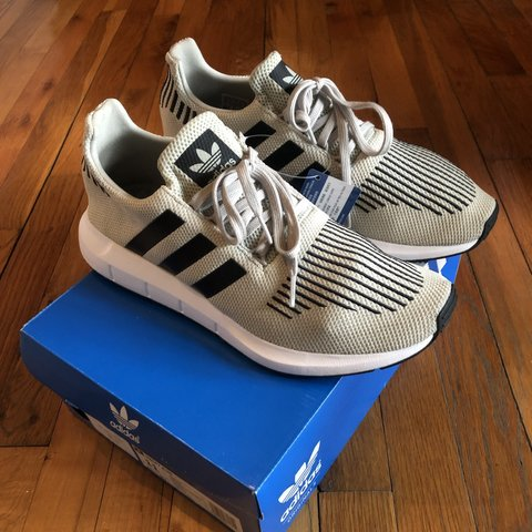 443f4bdfadb Brand new never worn pair of Adidas Swift Run This is a size - Depop