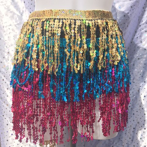 479b94a8 @flirtz. 10 months ago. Manchester, United Kingdom. Elsie and Fred style La  Bamba Shorts, Sequin Tassel ...