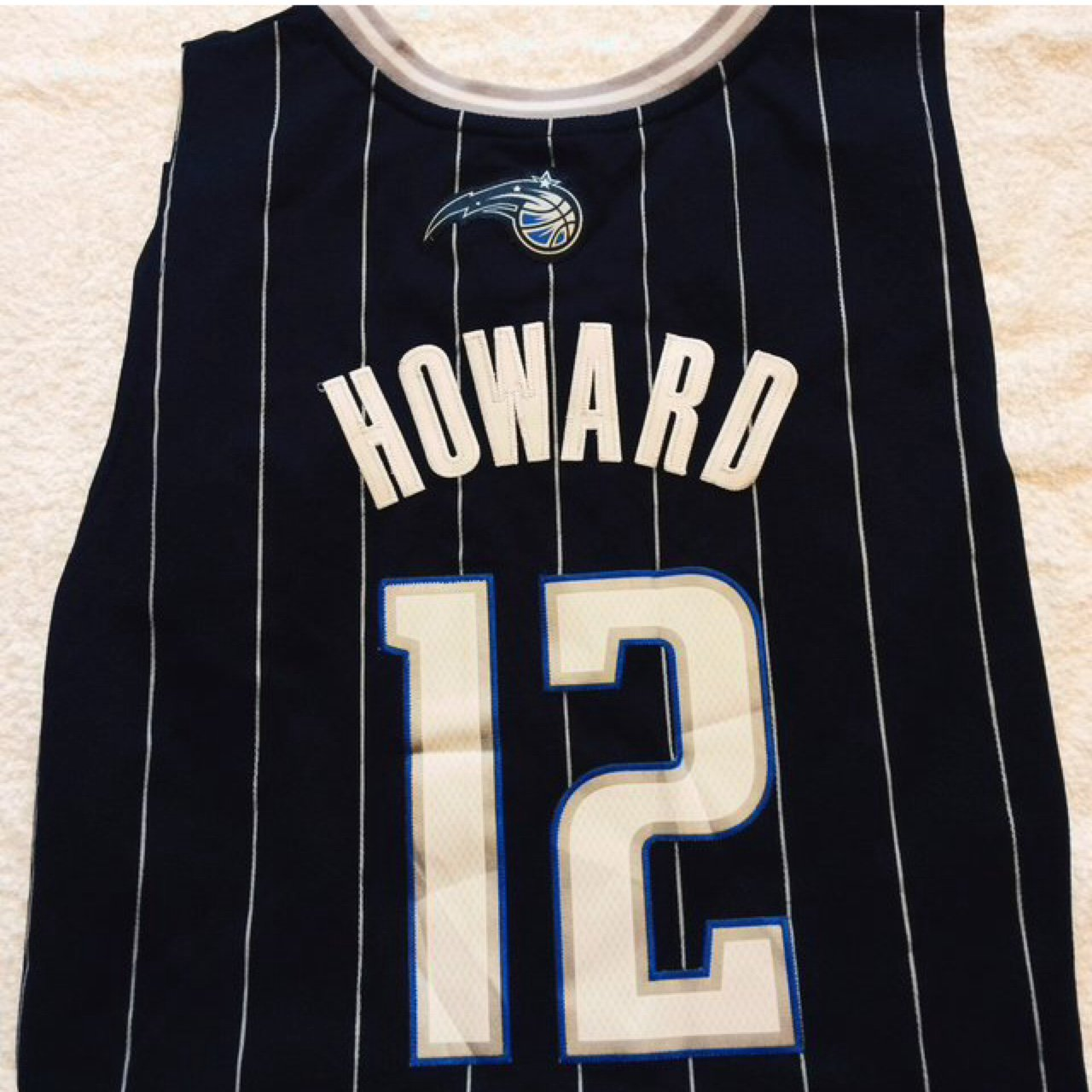 🏀Orlando Magic NBA Jersey with Dwight Howard number 12 on - - Depop 4cdfd3a44
