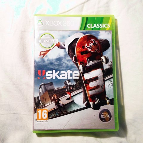 e3ebe041b Skate 3 XBOX 360 - Mint condition playstation. 3 4 Xbox one - Depop