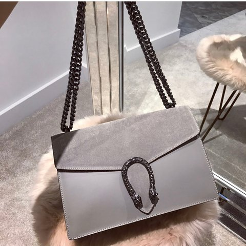ba075605f45 Beautiful Gucci inspired bag. Only ever been worn for in the - Depop