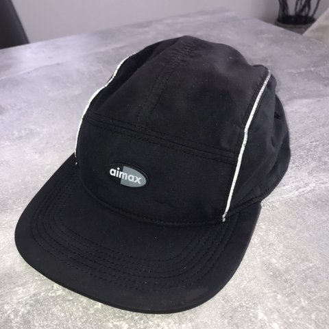 4256e6405a @samshephrd. 4 months ago. Aberdeen, United Kingdom. SUPREME X NIKE TN CAP  BLACK 8.5/10 condition ...
