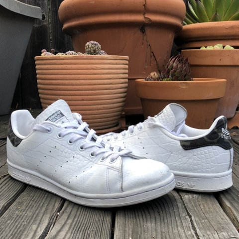 b29eb122c986b @tkoji. last month. San Francisco, United States. Adidas Stan Smith in  snakeskin ...