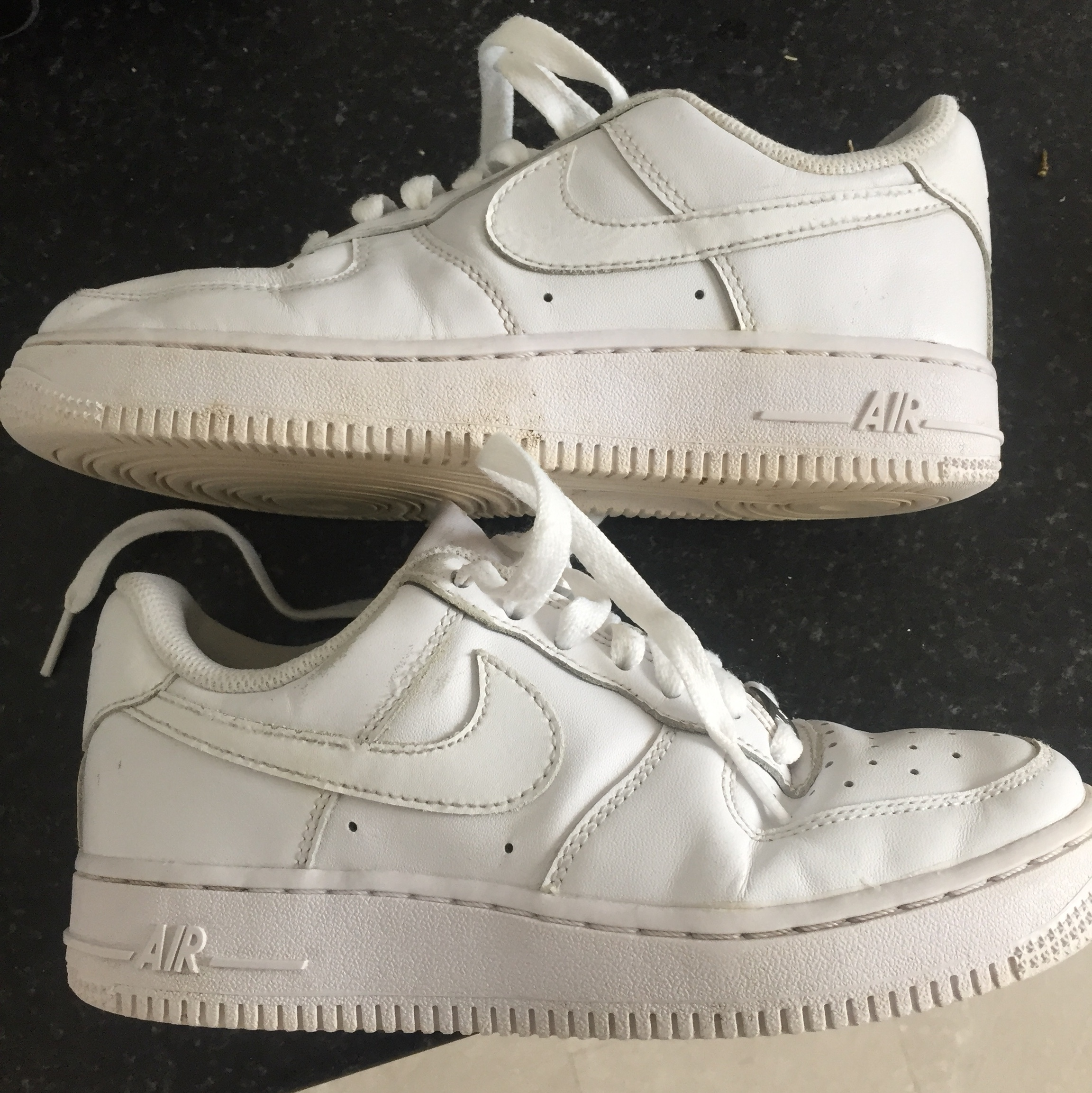 Nike Air Force 1 size uk 3 any questions please ask :) Depop