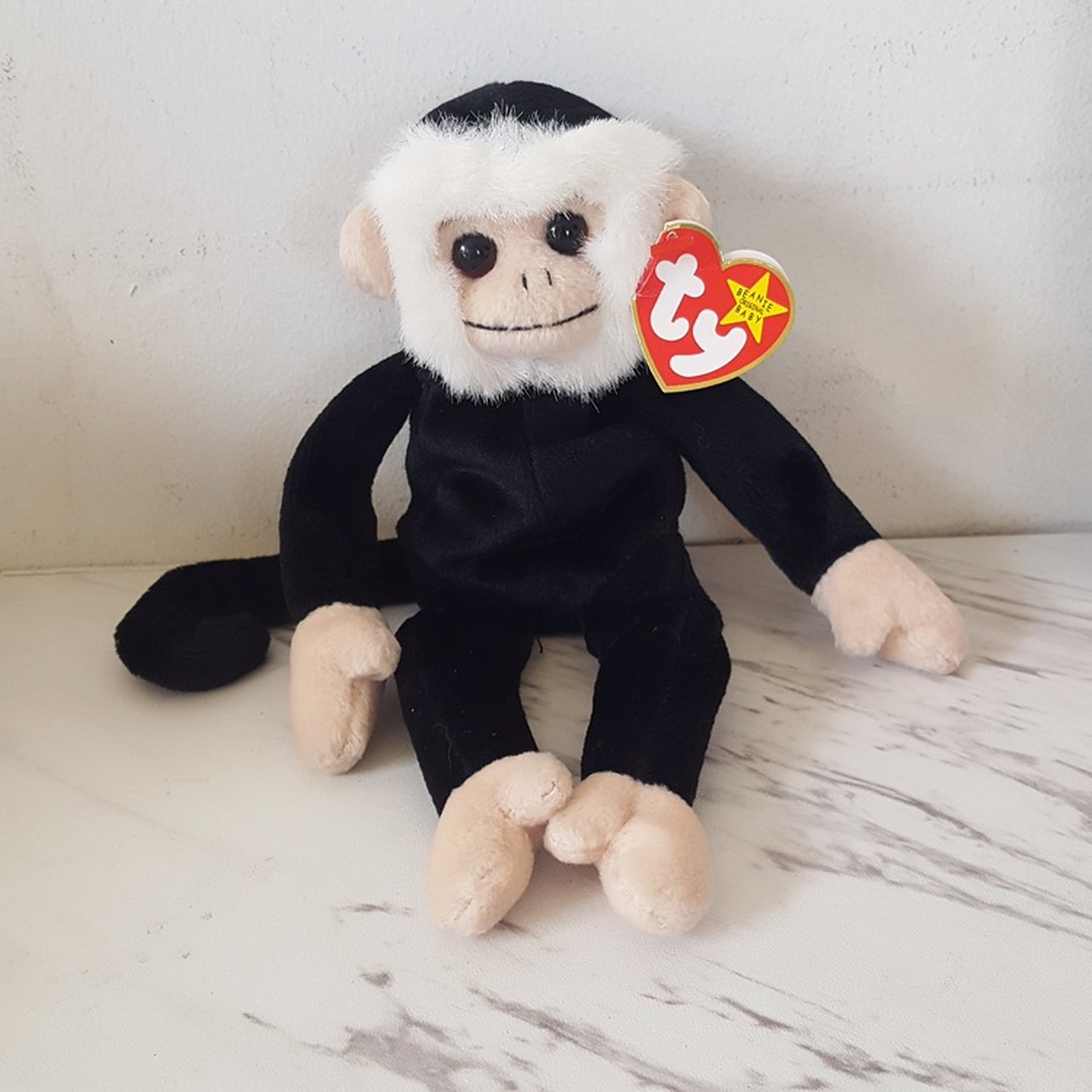 Mooch the original beanie baby Rare collector items  monkey - Depop b274b08e11d