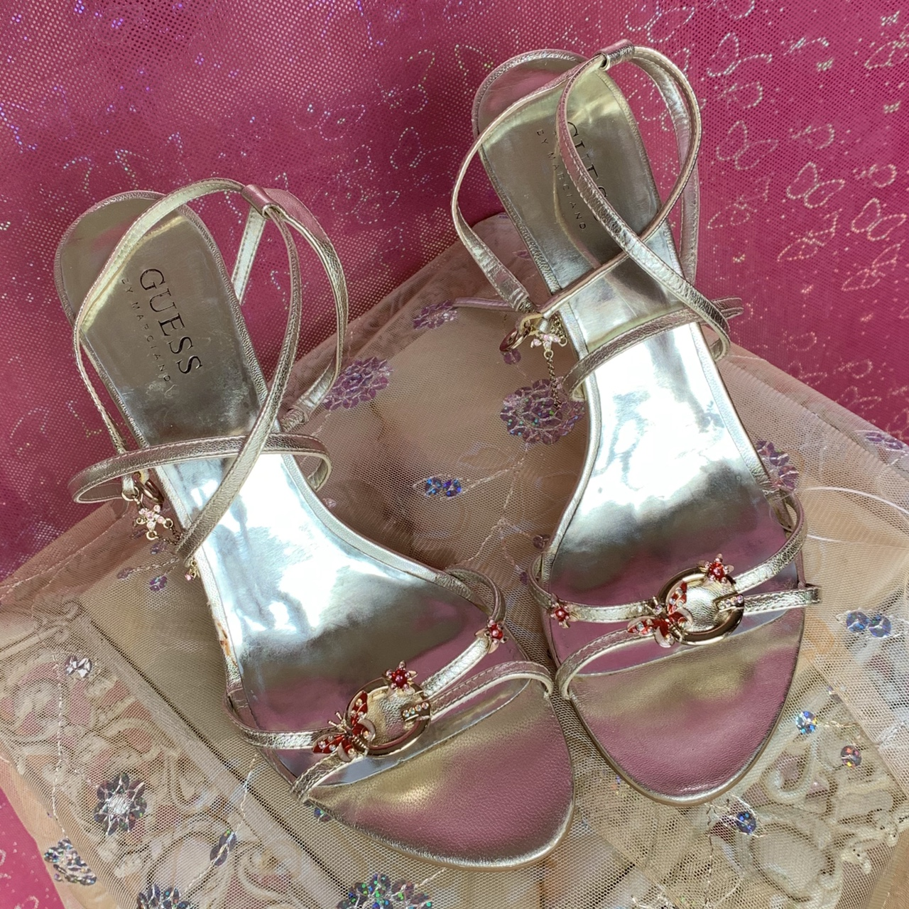 ✨ Magical Butterfly Charmed Guess Heels✨