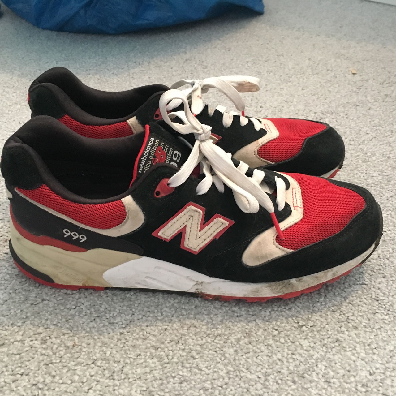 huge selection of b4945 258e6 New Balance 999 trainers. Limited edition only... - Depop