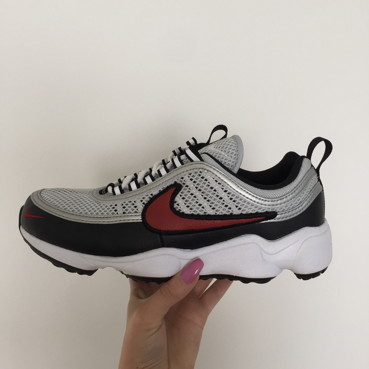 énorme réduction 4be71 edd9b Nike Air Zoom Spiridon OG colour way Size 3 This... - Depop