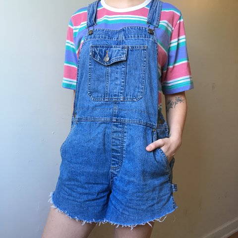 0bdfe13c1fd ~Vintage Cherokee Denim overalls~ These babies are my i love - Depop