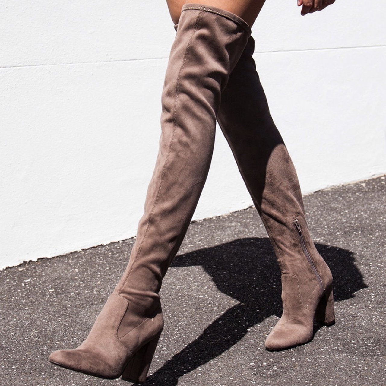 WINDSOR SMITH || Knee-High boots