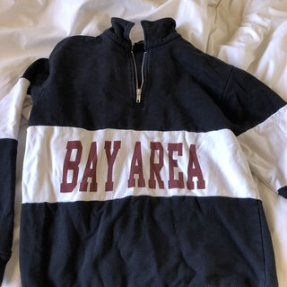 Brandy Melville Bay Area sweatshirt - Depop