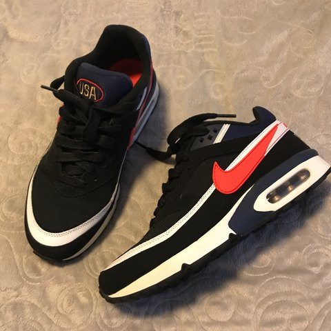 size 40 a6773 46bc9  andrewseanez. last year. Santa Barbara, United States. NIKE AIR MAX BW USA  OLYMPICS