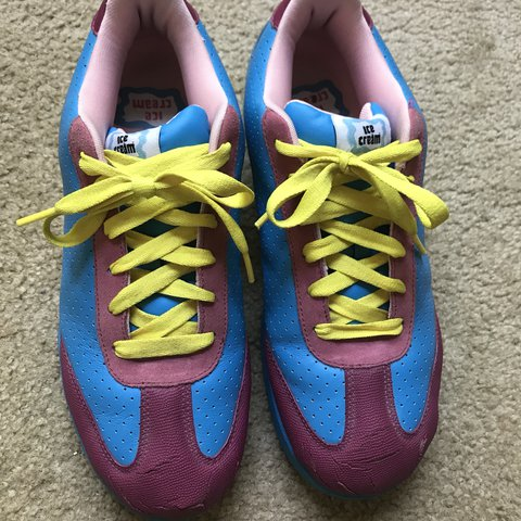 Bbc Ice Cream Shoes 710 Condition Flaws Shown Can Be Fixed Depop 74a4b2906