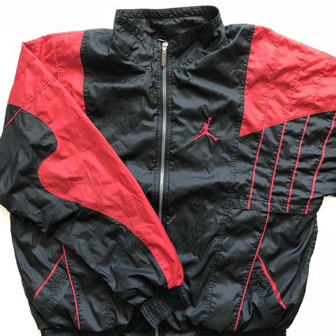 a16708d72920 Make me like Michael Jordan jacket. Condition  8 10 (Missing - Depop