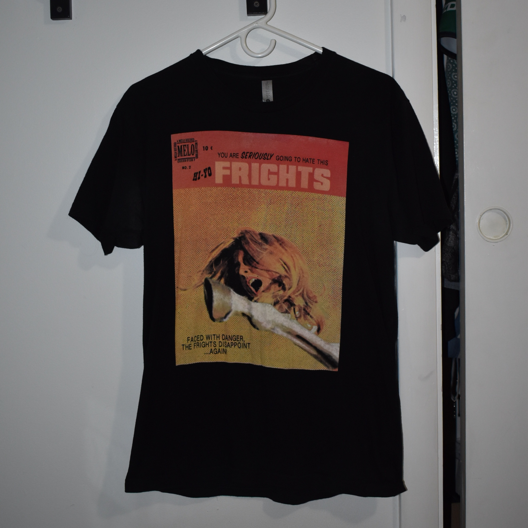 The Frights T Shirt Bought On Their You Are Going Depop