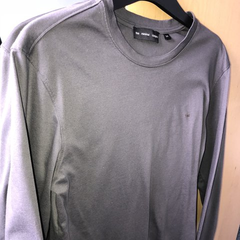 c4b13606 The minimal company long sleeve T-shirt condition (worn for - Depop