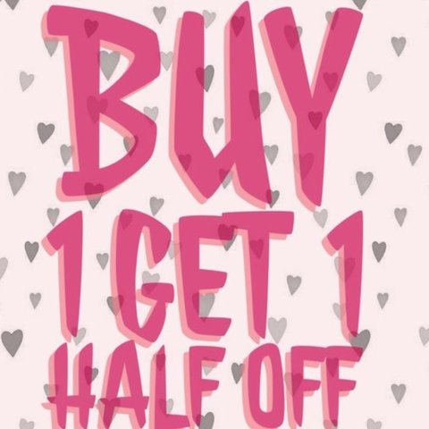 387e1f6e88 @anh_vintage. last year. New York, United States. Buy one get one half off  ...