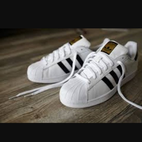 Adidas superstar 35 e 1/2 nuove messe 1 volta