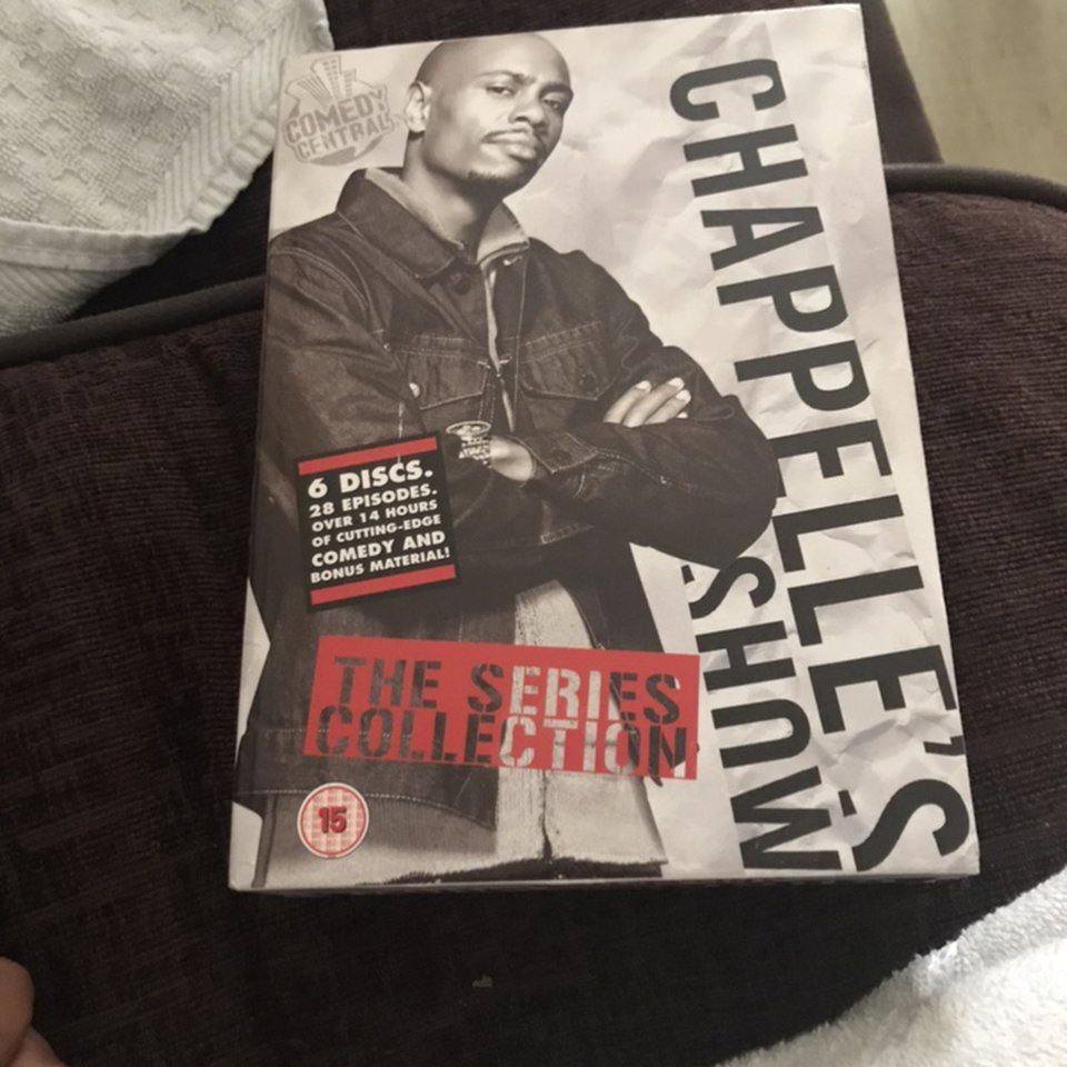 chappelle s show the series collection dvd 2013 depop depop