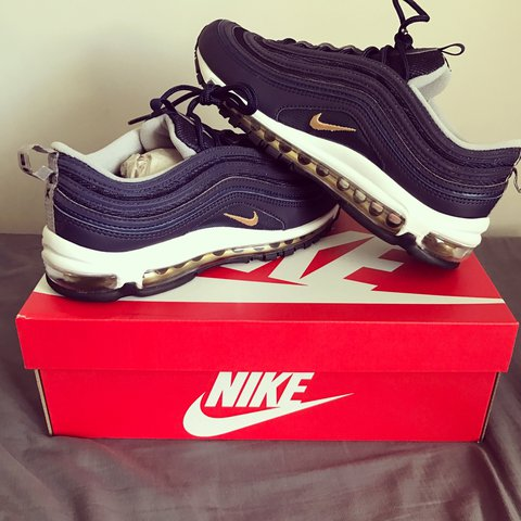 Nike Air Max 97 midnight navymetallic silverwhitemetallic