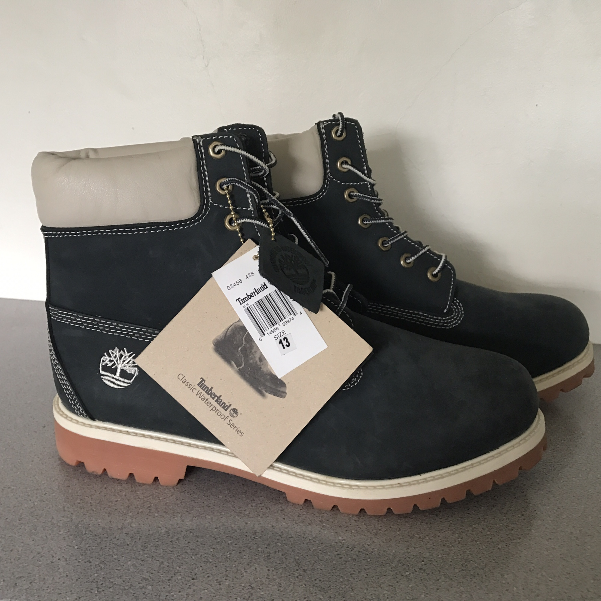 Men's Timberland Boots NEW with Tags Size 13 Depop