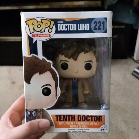authentic doctor who pop depop