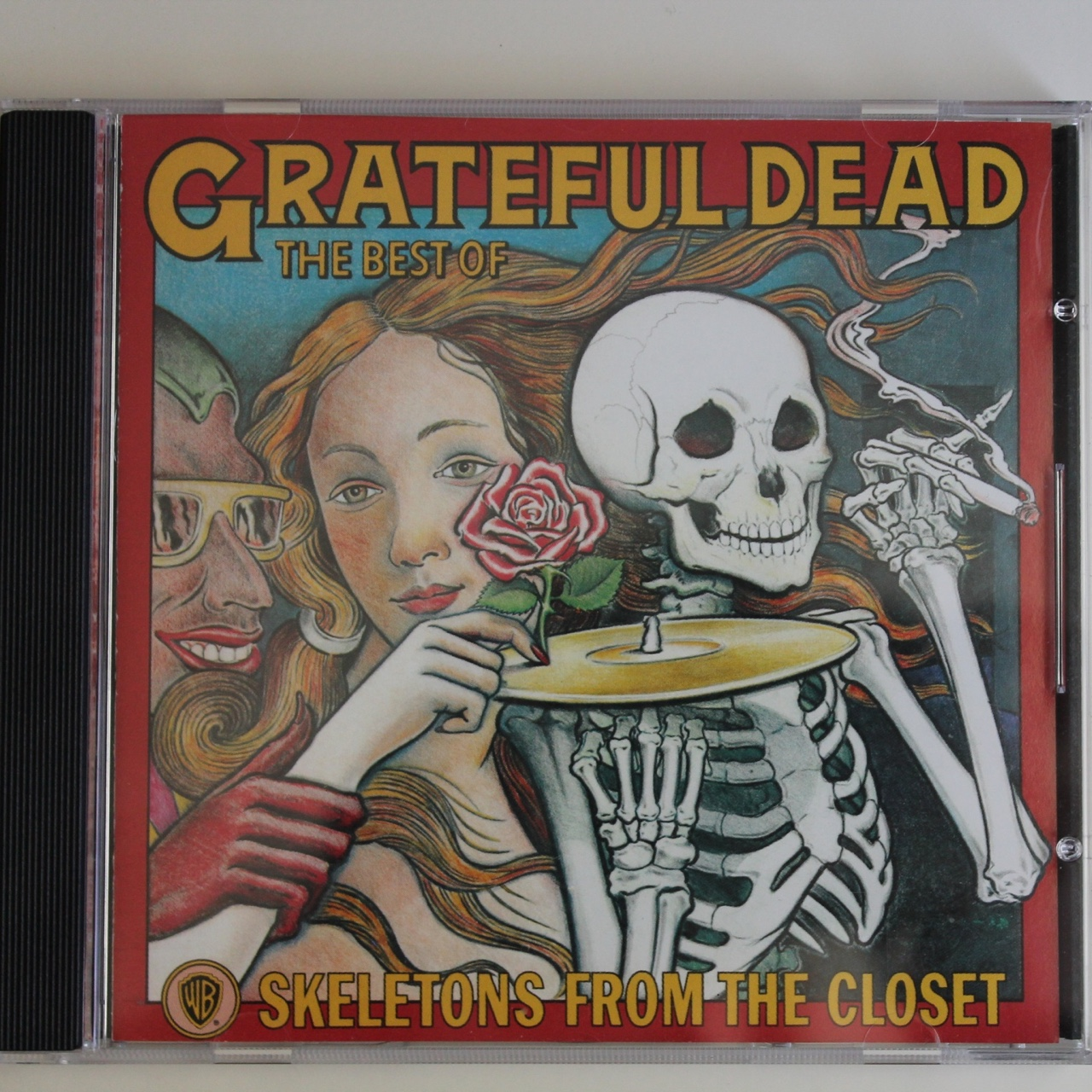 The Best Of The Grateful Dead Skeletons From The Depop