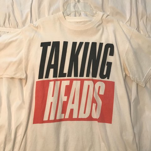 af6c2588  ‼ ‼️DO NOT BUY ALREADY SOLD⚠ ‼ ‼ ‼ ‼ ‼️TALKING HEADS well ...