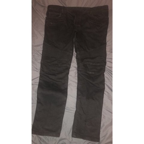 d155ad32 @jordzodo. 10 days ago. Erith, United Kingdom. Balmain Jeans Worn a few  times. UK36 Can negotiate price just message