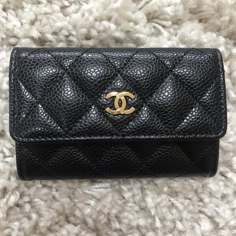 ad860897268763 @neha_sapna. 3 months ago. Slough, United Kingdom. Classic Chanel Small  Wallet / Card ...