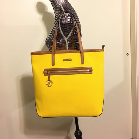 02311a79d11e @butterfly3. last year. Branson, United States. Michael Kors Kempton. This beautiful  bag is called Sunflower ...