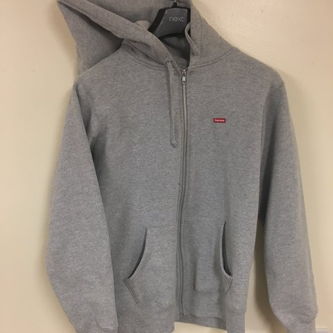 f584afa478cb Supreme Grey Mini Box Logo. Bought from London store. Size - Depop