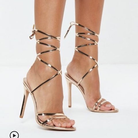 774bb668b4 @pc95. 9 months ago. Glenrothes, United Kingdom. Missguided rose gold heels