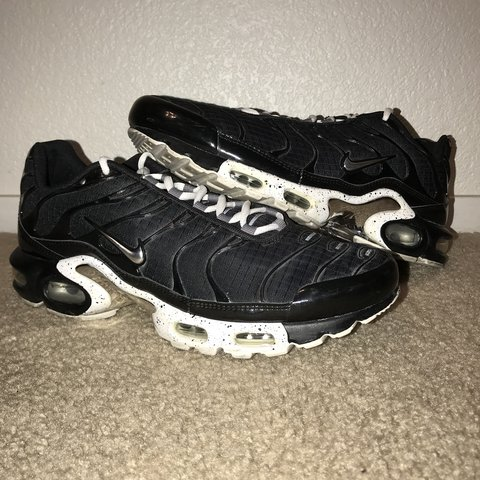 "super popular 95a87 dc40a swisherpete. last year. Las Vegas, United States. Nike Air Max Plus TN "" Oreo"""