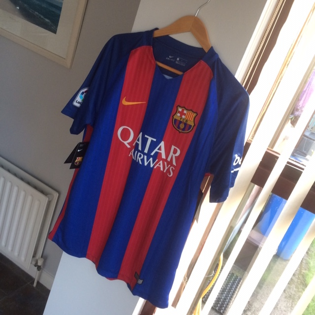 new arrival 80cc6 92812 ❗️Price Drop❗️ Brand new with tags Barcelona home kit ...