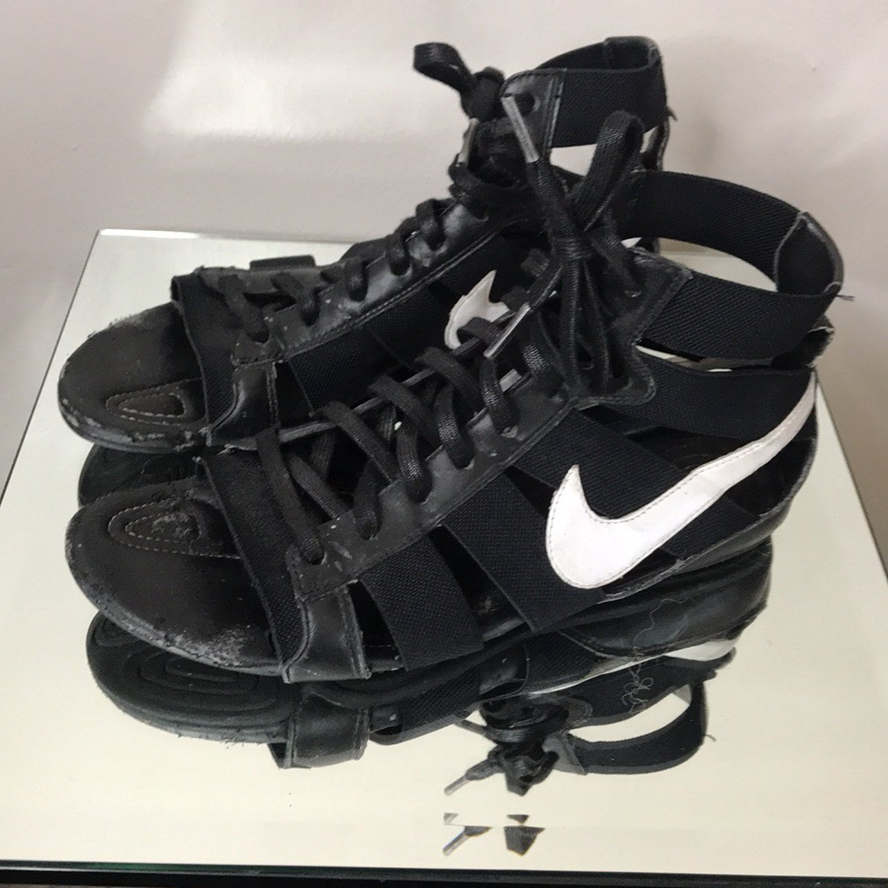 pretty nice dc32c 06baa NIKE gladiator sandals Loves these one of a kind shoes have - Depop