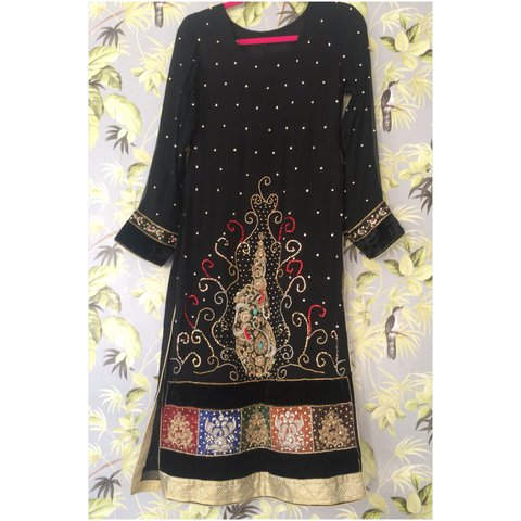 c2acc52af64 Indian/ Asian tunic dress. Size 8/ Small Absolutely Such I - Depop