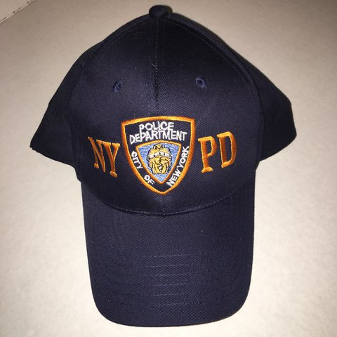New NYPD Baseball Hat  NYPD  Police  NewYorkPolice  Cap - Depop fdad830d7be